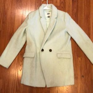 Old navy light blue jacket
